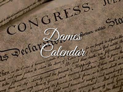 Dames Calendar